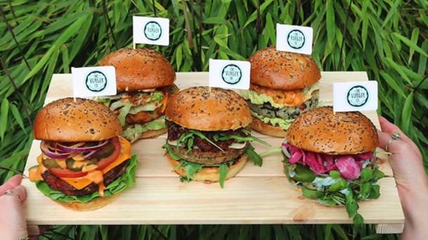 The Vurger Co, London